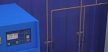(Español) Central generadora de Oxígeno y Aire Comprimido